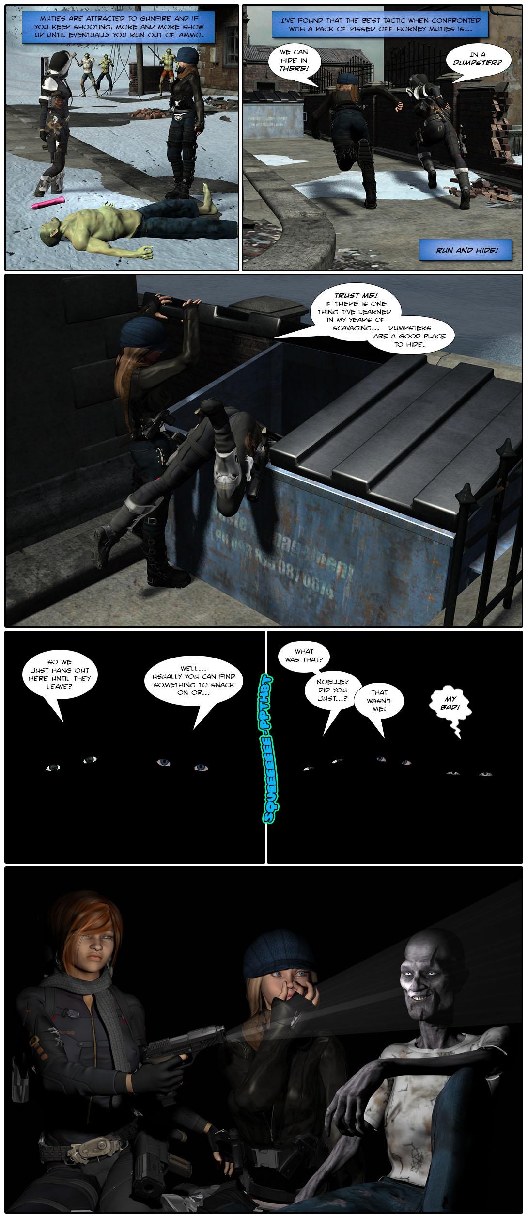 """""""Dumpster Diving"""""""